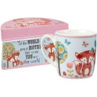 Buy Churchill Bramble & Rocket Collection Bramble & Rocket Giftboxed Mug Mother at Louis Potts