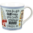 Buy Churchill Bramble & Rocket Collection Bramble & Rocket Mug Make You Smile at Louis Potts