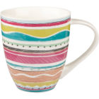 Buy Collier Campbell Collier Campbell Large Mug Riviera Stripe at Louis Potts