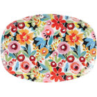 Buy Collier Campbell Collier Campbell Melamine Platter Flower Drop at Louis Potts