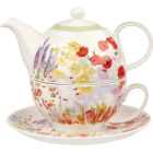 Buy Collier Campbell Collier Campbell Tea For One Painted Garden at Louis Potts
