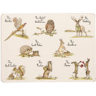 Buy Churchill Country Pursuits Placemat Set of 6 at Louis Potts