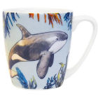 Buy Churchill Queens Mugs Mug Acorn Sealife Killer Whale at Louis Potts