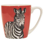 Buy Churchill Queens Mugs Mug Acorn The Kingdom Zebra at Louis Potts