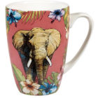 Buy Churchill Queens Mugs Mug Alchemy Reignforest Elephant at Louis Potts