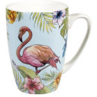 Buy Churchill Queens Mugs Mug Alchemy Reignforest Flamingo at Louis Potts