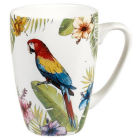 Buy Churchill Queens Mugs Mug Alchemy Reignforest Parrot at Louis Potts