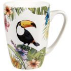 Buy Churchill Queens Mugs Mug Alchemy Reignforest Toucan at Louis Potts