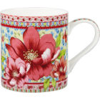 Churchill Queens Mugs Mug Bohemian Floral Pink