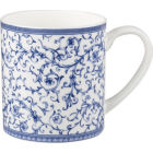Buy Churchill Queens Mugs Mug Can Blue Story Arabesque at Louis Potts