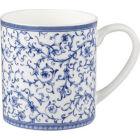 Buy Churchill Queens Mugs Mug Can Blue Story Arabesque at Louis Potts