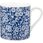 Buy Churchill Queens Mugs Mug Can Blue Story Calico at Louis Potts