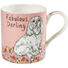 Buy Churchill Queens Mugs Mug Companions Fabulous at Louis Potts