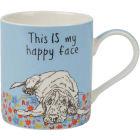 Buy Churchill Queens Mugs Mug Companions Happy at Louis Potts