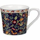 Churchill Queens Mugs Mug Imperial Garden Black
