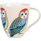 Buy Churchill Queens Mugs Mug Large Owl at Louis Potts