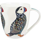 Buy Churchill Queens Mugs Mug Large Puffin at Louis Potts