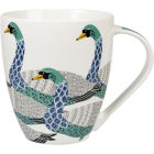 Buy Churchill Queens Mugs Mug Large Swans at Louis Potts