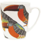 Buy Churchill Queens Mugs Mug Oak Paradise Birds Toucan at Louis Potts