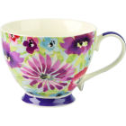 Buy Churchill Queens Mugs Mug Petal Classic Springfield Violet at Louis Potts