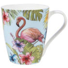 Buy Churchill Queens Mugs Mug Reignforest Flamingo at Louis Potts