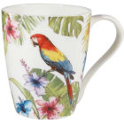 Buy Churchill Queens Mugs Mug Reignforest Parrot at Louis Potts
