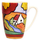 Buy Churchill Queens Mugs Mug Rowan Classic River Cottage Clarice Cliff at Louis Potts