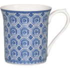 Buy Churchill Queens Mugs Mug Small Blue Story Classical at Louis Potts