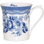 Buy Churchill Queens Mugs Mug Small Blue Story Tonquin at Louis Potts
