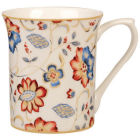 Buy Churchill Queens Mugs Mug Small Jacobean II at Louis Potts
