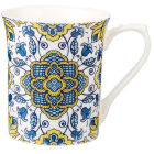 Buy Churchill Queens Mugs Mug Small Portugal Yellow at Louis Potts