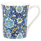 Buy Churchill Queens Mugs Mug Small Sian Blue at Louis Potts