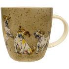 Buy Churchill Queens Mugs Mug Tub Companions Jacks at Louis Potts