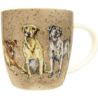 Buy Churchill Queens Mugs Mug Tub Companions Labs at Louis Potts
