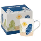Buy Churchill Queens Mugs Mug Woodcut Owl at Louis Potts