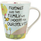 Buy Churchill The Good Life Mug Friends are Family at Louis Potts