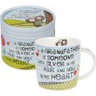 Buy Churchill The Good Life Mug In Hatbox Grandad at Louis Potts