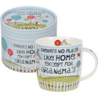 Buy Churchill The Good Life Mug In Hatbox Grandma at Louis Potts