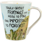 Buy Churchill The Good Life Mug Truly Great Friends at Louis Potts