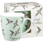 Buy Churchill The In Crowd Collection Mug A Flight Of Swallows at Louis Potts