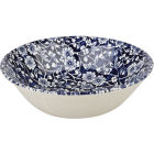 Buy Churchill Victorian Calico Cereal Bowl 15.5cm Blue at Louis Potts