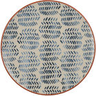 Buy Creative Tops Drift Side Plate Leaf Motif 20.5cm at Louis Potts