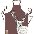 Buy Creative Tops Into The Wild Apron Stag Into The Wild at Louis Potts