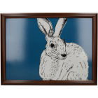 Buy Creative Tops Into The Wild Lap Tray Hare at Louis Potts