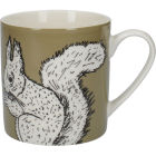 Buy Creative Tops Into The Wild Mug Can Squirrel Into The Wild at Louis Potts
