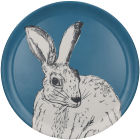 Buy Creative Tops Into The Wild Round Tray Hare at Louis Potts