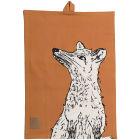 Buy Creative Tops Into The Wild Tea Towel Fox Into The Wild at Louis Potts
