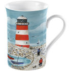 Buy Creative Tops Mug Collection Mug Flared Lighthouse Coastal at Louis Potts