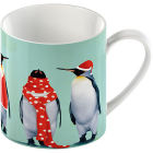 Buy Creative Tops Mug Collection Mug Penguins Christmas at Louis Potts