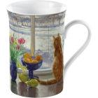 Buy Creative Tops Mug Collection Mug Snowy Cat at Louis Potts